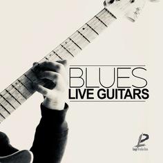 Blues Live Guitars