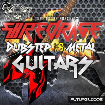 ShredRage: Dubstep VS Metal Guitars