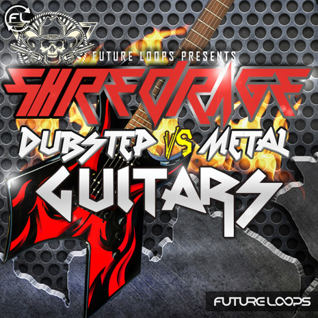 ShredRage: Dubstep VS Metal Guitars