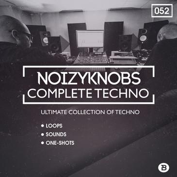 NoizyKnobs: Complete Techno