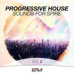 Progressive House Sounds For Spire Vol 2