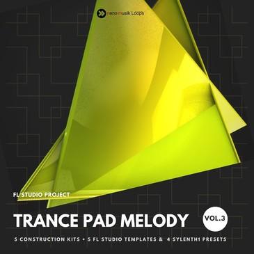 Trance Pad Melody Vol 3