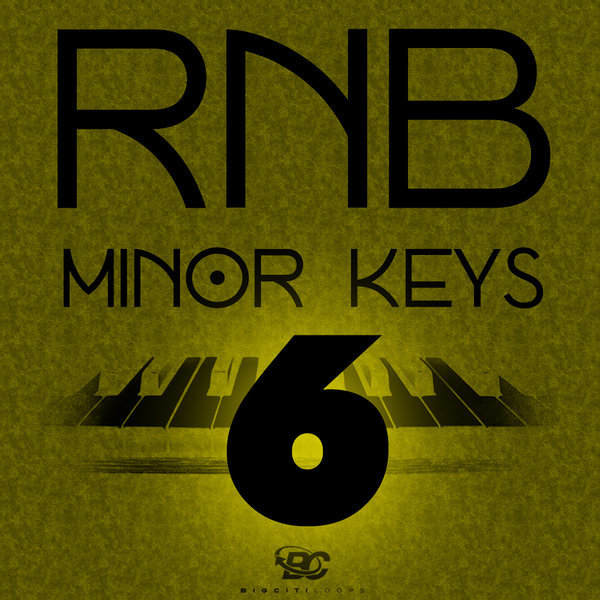 RnB Minor Keys 6