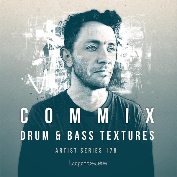 Commix: Drum & Bass Textures