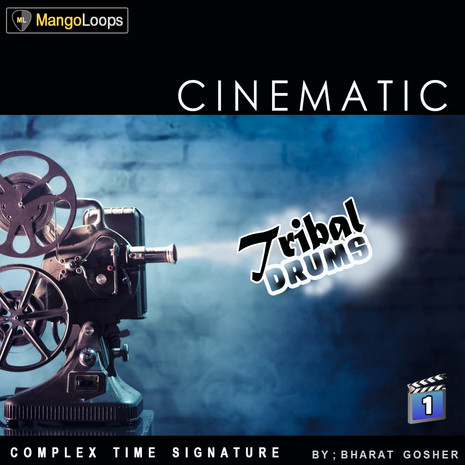 Cinematic Tribal Drums Vol 1