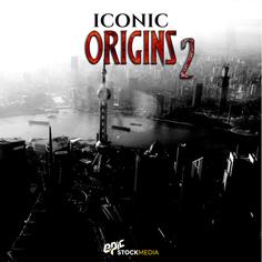 Iconic Origins Hip Hop Drums Vol 2