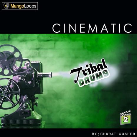 Cinematic Tribal Drums Vol 2