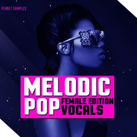 Melodic Pop Vocals: Female Edition