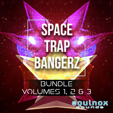 Space Trap Bangerz Bundle (Vols 1, 2 & 3)