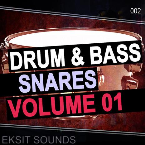 Drum & Bass Snares Vol 1