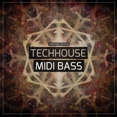 Tech House MIDI Bass Vol 1