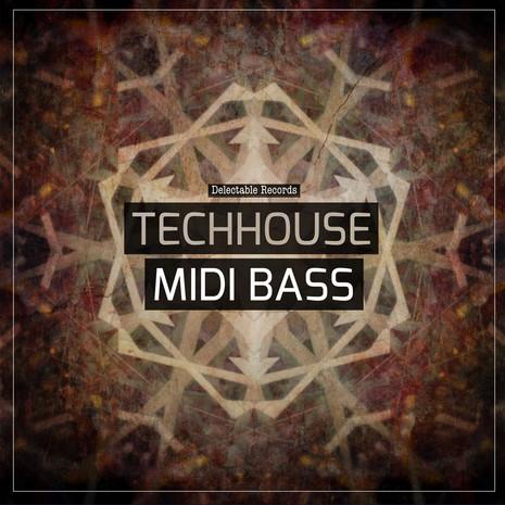 Tech House MIDI Basslines Vol 1