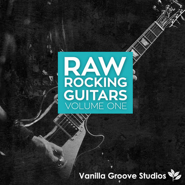 Raw Rocking Guitars Vol 1