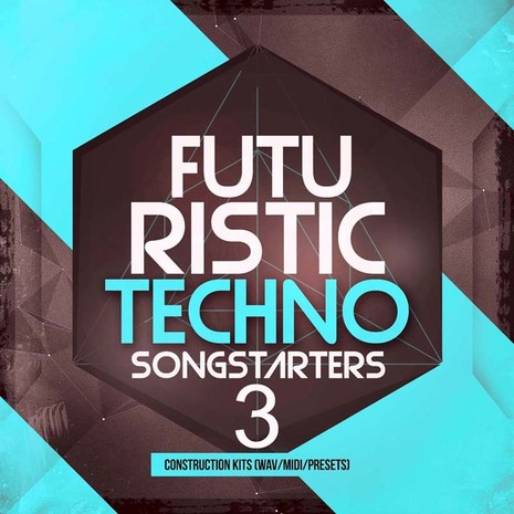Futuristic Techno Songstarters 3