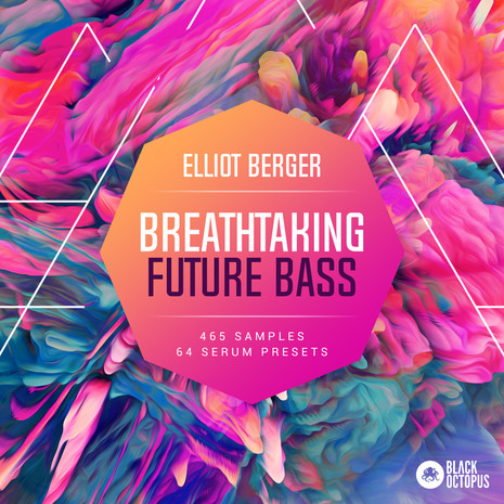 Breathtaking Future Bass: Samples Only