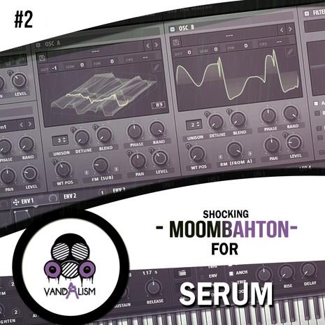 Shocking Moombahton For Serum 2