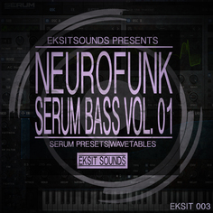 Neurofunk Serum Bass Vol 1