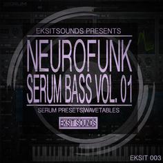 Neurofunk Serum Bass Vol 1