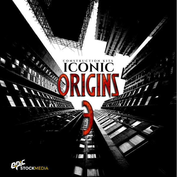 Iconic Origins 3 Construction Kit
