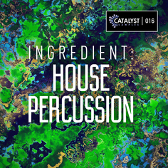 Ingredient: House Percussion