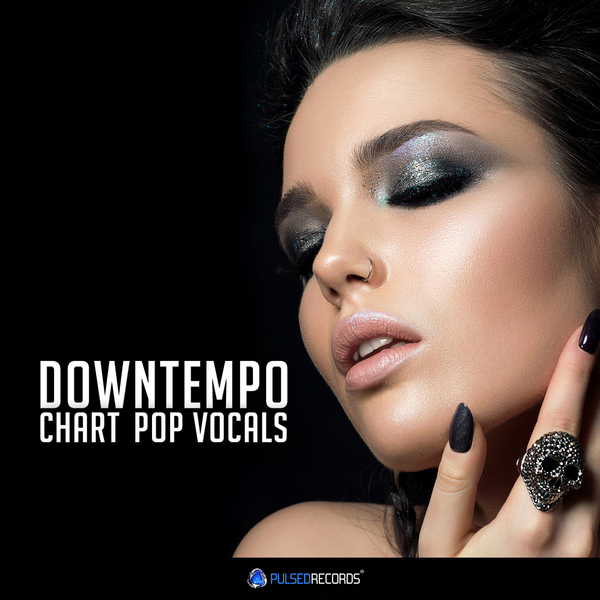 Downtempo Chart Pop Vocals