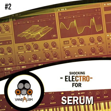 Shocking Electro For Serum 2