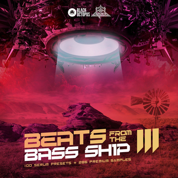 Beats From the Bass Ship 3