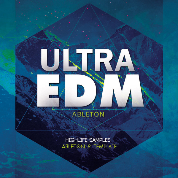 Ultra EDM Ableton Template
