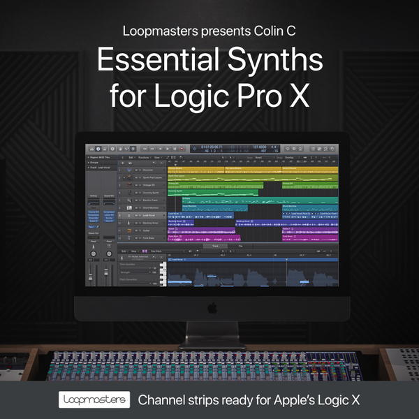 Essential Synths For Logic Pro X