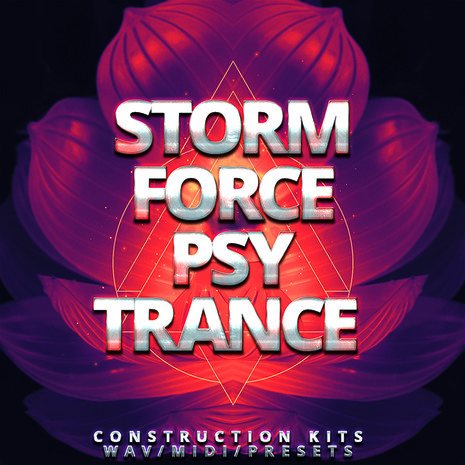 Storm Force Psy Trance