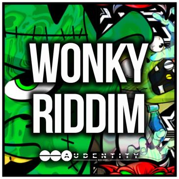 Audentity Records - Wonky Riddim (MIDI, WAV, SERUM)