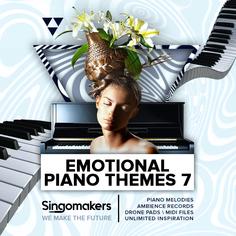 Emotional Piano Themes 7