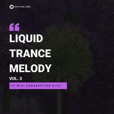 Liquid Trance Melody Vol 3