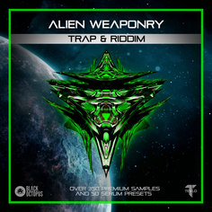 Alien Weaponry Trap & Riddim