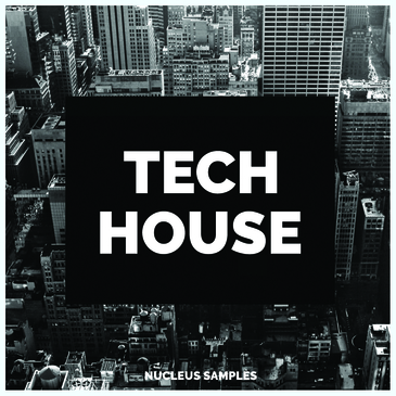 Nucleus Samples: Tech House