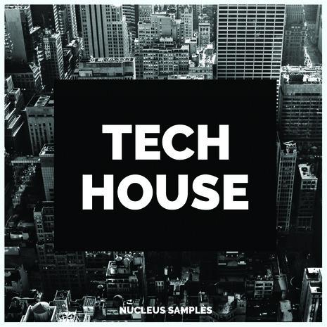 Nucleus Samples: Tech House