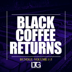 Black Coffee Returns Bundle (Vols 1-5)