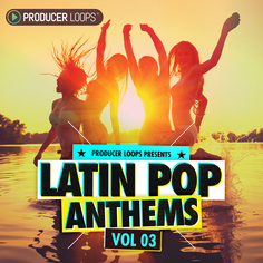 Latin Pop Anthems 3