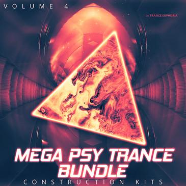 Mega Psy Trance Bundle Vol 4