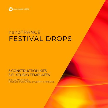 NanoTrance: Festival Drops