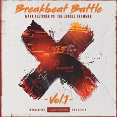 Mark Fletcher Vs The Jungle Drummer: Breakbeat Battle Vol 1