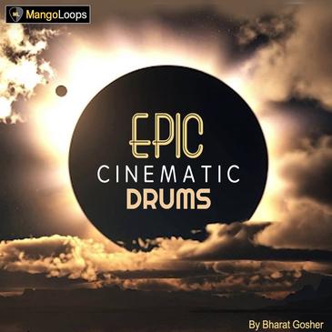 Epic Cinematic Drums Vol 1
