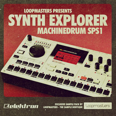 Synth Explorer Machinedrum SPS1