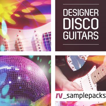 Designer Disco Guitars