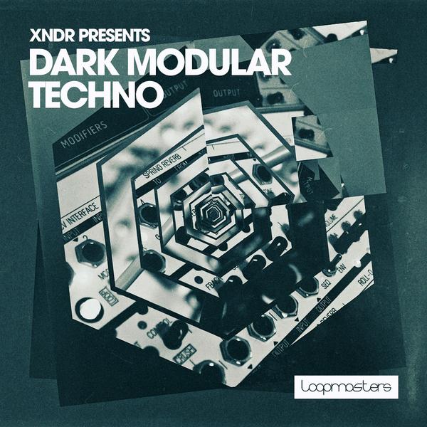 XNDR: Dark Modular Techno