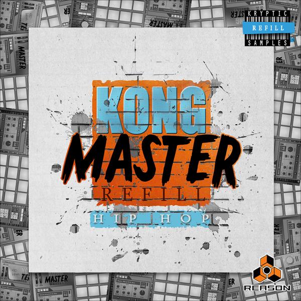 Kong Master Hip Hop