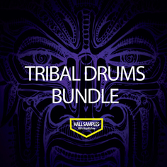 Tribal Drums Bundle