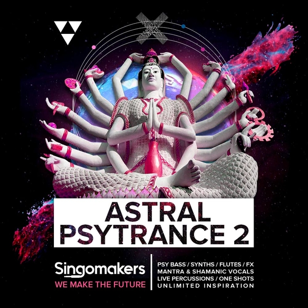 Astral Psytrance 2