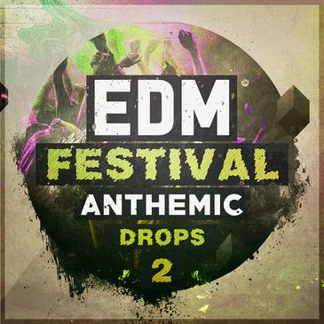 EDM Festival Anthemic Drops 2