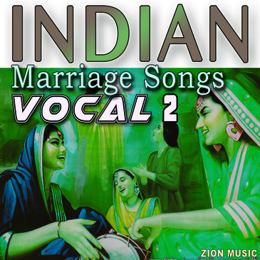 Indian Marriage Song Vocal Vol 2